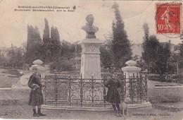 RUELLE SUR TOUVRE MONUMENT MONTALEMBERT - France