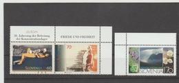 NEU7289  SLOWENIEN / SLOVENIJA  1995 MICHL  110/12  Postfrisch SIHE ABBILDUNG - Slowenien