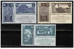 PL 1962 MI 1319-24 Zf ** - 1944-.... Republic