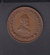 Poland Medal Jan Kochanowski 1884 - Entriegelungschips Und Medaillen