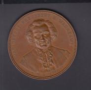 Poland Medal Jan Dekert Prezydent M. Warszawy - Entriegelungschips Und Medaillen