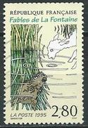 France /1995 / N° 2960  Le Loup Et L'agneau - France