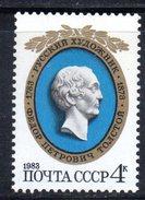 XP2747 - RUSSIA URSS 1983 , Unificato 4972  *** MNH Tolstoi - 1923-1991 URSS