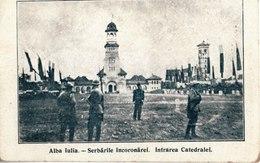 ALBA IULIA - SERBĂRILE ÎNCORONĂRII - Roemenië