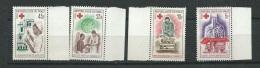 Mali   -    Série Yvert N° 79 à 82 - 4 Valeurs ** Bord De Feuille - Abc 21302 - Mali (1959-...)