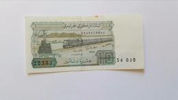 ALGERIA 10 DINARI 1983 - Algeria
