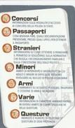 SCHEDA TELEFONICA USATA 479 POLIZIA DI STATO - Pubbliche Speciali O Commemorative
