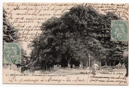 Arnay Le Duc : Promenade De L'Arquebuse (Collection J.D., Sens, N°4) - Arnay Le Duc