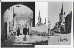 ROMANIA - SIBIN - B/N ANNI '50 - NUOVA NV - Romania