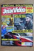 Playstation - Nintendo - Jeux Vidéo Hors Série N°29 - Solutions Des Jeux (voir Scan & Description) - Littérature