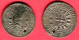 § GROS TOURNOIS ( C 201) PERCE TB+ 45 - 987-1789 Monete Reali