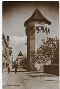 ROMANIA - SIBIU - I BASTIONI - B/N ANNI '50 ANIMATA - NUOVA NV - Romania