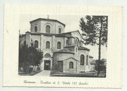 RAVENNA BASILICA DI S.VITALE  VIAGGIATA FG - Ravenna
