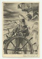 L'ANGELO E IL SOLDATO ILL.NE DI MARIO BARBERIS NV  FG - Guerre 1914-18