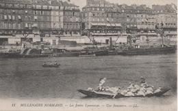 ROUEN MILLENAIRE NORMAND LES JOUTESLYONNAISES UNE RENCONTRE - Rouen
