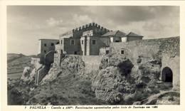 PALMELA - Castelo A 238 M - Fortificações Aproveitadas Pelos Freis De Santiago Em 1186 - PORTRUGAL