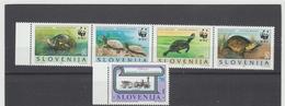 NEU733  SLOWENIEN / SLOVENIJA  1996 MICHL  131/35  Postfrisch SIHE ABBILDUNG - Slowenien