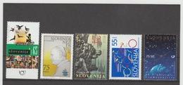 NEU735  SLOWENIEN / SLOVENIJA  1996 MICHL  141+144/47  Postfrisch SIHE ABBILDUNG - Slowenien