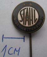 BSG STAHL EISENHUTTENSTADT, East Germany DDR  Football Club , SOCCER / FUTBOL / CALCIO PINS BADGES Z2 - Fútbol