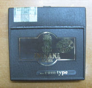 AC -  INDIANA SLIMS RUM TYPE CIGARS ZIGARILLOS TOBACCO UNOPENED BOX FOR COLLECTION - Around Cigars