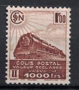 France - Timbre Pour Colis Postaux YT N° 177 1f00 Neuf * TB - Colis Postaux