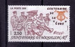 N* 545 NEUF** - St.Pierre Et Miquelon