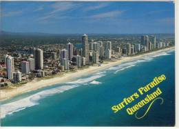 QUEENSLAND - Surfers Paradise , Nice Stamp - Gold Coast
