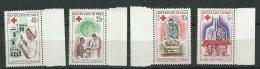 Mali   -    Série Yvert N° 79 à 82 - 4 Valeurs ** Bord De Feuille - Abc 21303 - Mali (1959-...)