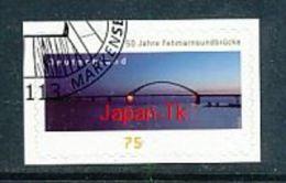 GERMANY  Mi.Nr. 3003 50 Jahre Fehmarnsundbrücke - ET Stempel Bonn - Used - BRD
