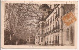 L55A323 - Le Luc  - Château De Pioule Les Eaux - Ed. Bruneau - Le Luc