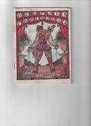 """Les Bouffes Parisiens """"Pour Ton Bonheur"""" Saison 1935 - 1936 - Programmes"""