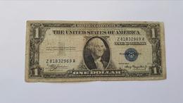STATI UNITI 1 DOLLARO 1935 - Silver Certificates (1928-1957)