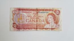 CANADA 2 DOLLARI 1974 - Canada