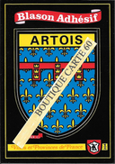 62- ARTOIS- - BLASON -ECUSSON HERALDIQUE - Zonder Classificatie