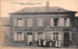 80 - SOMME / Miannay - Café Veuve Laignel - Débit De Tabac - Beau Cliché Animé - Frankreich