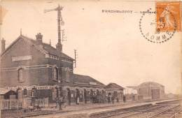 80 - SOMME / Marchelepot - La Gare - Beau Cliché - Sonstige Gemeinden