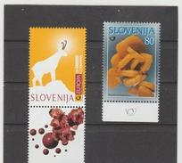 NEU742  SLOWENIEN / SLOVENIJA  1997 MICHL  186/87  Postfrisch SIHE ABBILDUNG - Slowenien