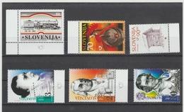NEU743  SLOWENIEN / SLOVENIJA  1997 MICHL  188/93  Postfrisch SIHE ABBILDUNG - Slowenien