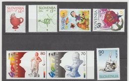 NEU745  SLOWENIEN / SLOVENIJA  1997 MICHL  204/10  Postfrisch SIHE ABBILDUNG - Slowenien