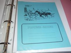 Protege-cahiers Publicitaire Hippodrome Chevaux - Protège-cahiers
