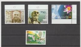 NEU748  SLOWENIEN / SLOVENIJA  1998 MICHL  223/26  Postfrisch SIHE ABBILDUNG - Slowenien
