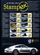 GREAT BRITAIN - 2013 STAMPEX  AUTUMN SMILERS SHEET   PERFECT CONDITION - Fogli Completi