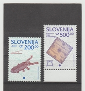 NEU752  SLOWENIEN / SLOVENIJA  1998 MICHL  245/46  Postfrisch SIHE ABBILDUNG - Slowenien