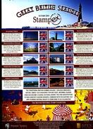 GREAT BRITAIN - 2014 STAMPEX  AUTUMN SMILERS SHEET   PERFECT CONDITION - Fogli Completi