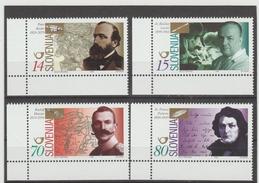 NEU753  SLOWENIEN / SLOVENIJA  1999 MICHL  247/50  Postfrisch SIHE ABBILDUNG - Slowenien