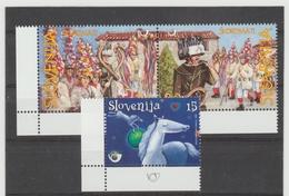 NEU754  SLOWENIEN / SLOVENIJA  1999 MICHL  251/53  Postfrisch SIHE ABBILDUNG - Slowenien
