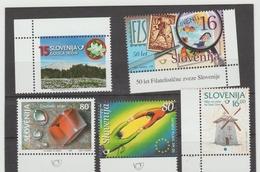 NEU755  SLOWENIEN / SLOVENIJA  1999 MICHL  254/58  Postfrisch SIHE ABBILDUNG - Slowenien
