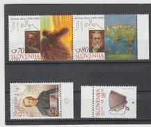 NEU758  SLOWENIEN / SLOVENIJA  1999 MICHL  272/73+275+280  Postfrisch SIHE ABBILDUNG - Slowenien
