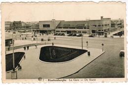 Blankenberge, La Gare, De Statie  (pk32733) - Blankenberge