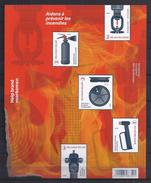 Belgie - Belgique Blok Help Brand Voorkomen - Aidons à Prévenir Les Incendies 2017 - Blocs 1962-....